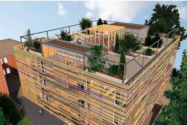 Die Freie Christliche Schule in Freiburg wächst immer weiter – und baut für 7,2 Millionen Euro