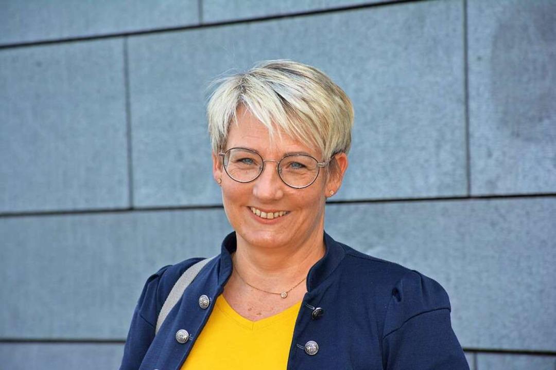 Sonja Gottstein  | Foto: Hannes Lauber