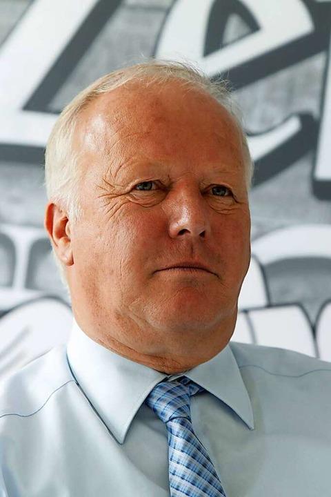 Peter Weiß (Archivbild).  | Foto: Christoph Breithaupt