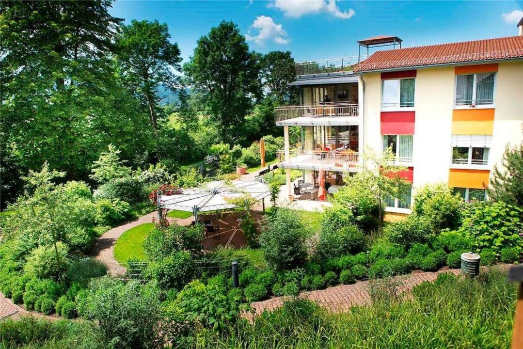 Mit der Pflege im Oskar-Saier-Haus sind die Angehörigen zufrieden.  | Foto: Caritasverband Breisgau-Hochschwarzwald