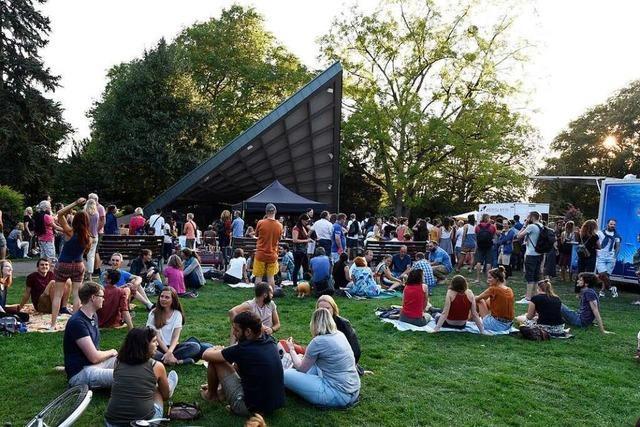 Freiburg hofft auf eine halbe Million Euro Zuschuss für Event-Sommer