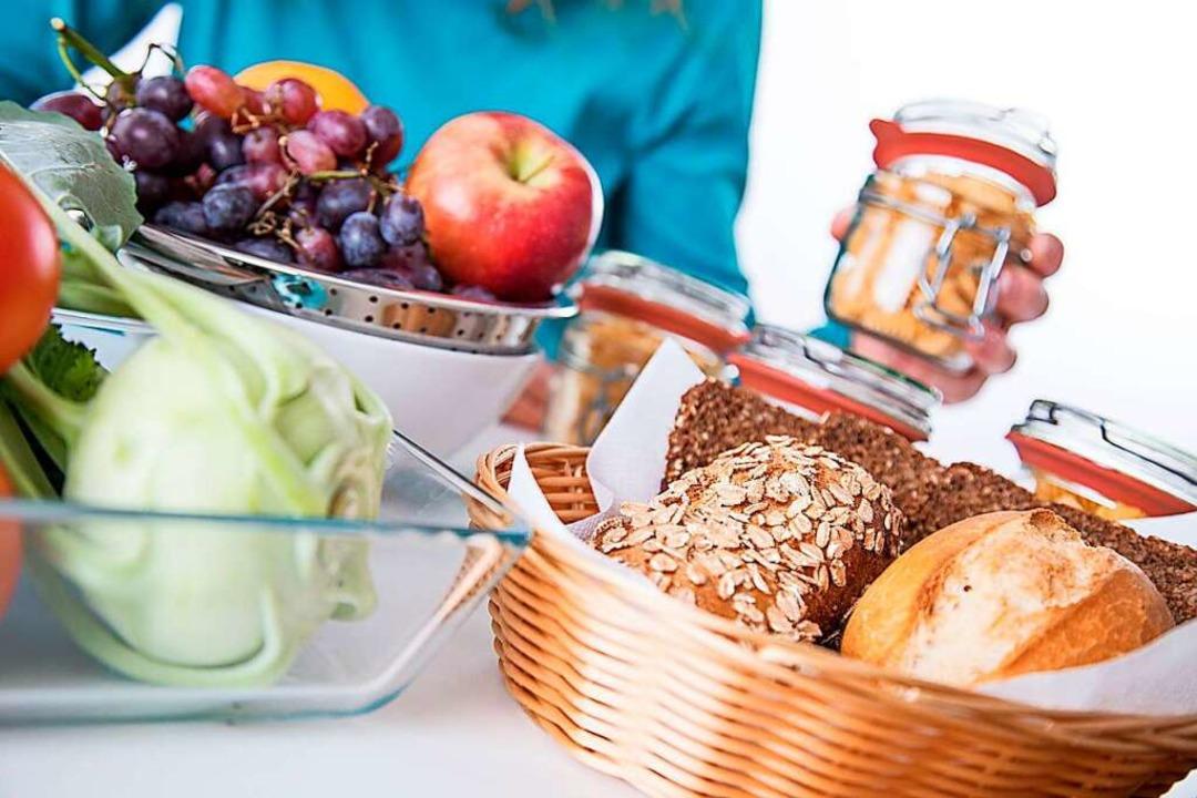 Eine gesunde und ausgewogene Ernährung...hrstoffen zu versorgen, die er braucht  | Foto: Christin Klose