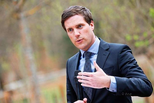 Ein Millennial bewirbt sich um den CDU-Fraktionsvorsitz im Land
