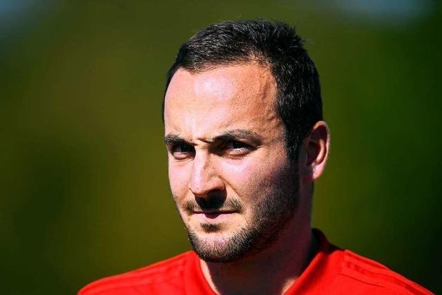Trainer des Freiburger FC hält Abbruch für die fairste Lösung