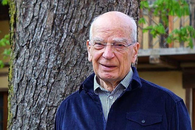 Der unermüdliche Kanderner Theatermacher Dieter Bitterli wird 80 Jahre alt