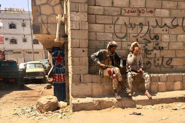 Wer im Jemen helfen will, kommt an den Clan-Chefs von al-Qaida nicht vorbei