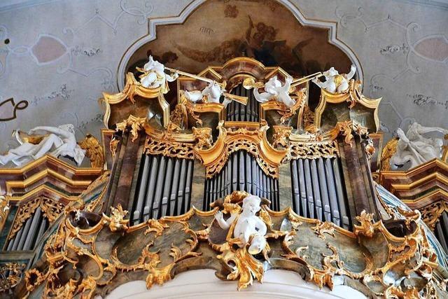 Online zum Orgel-Spaziergang in der Region Freiburg