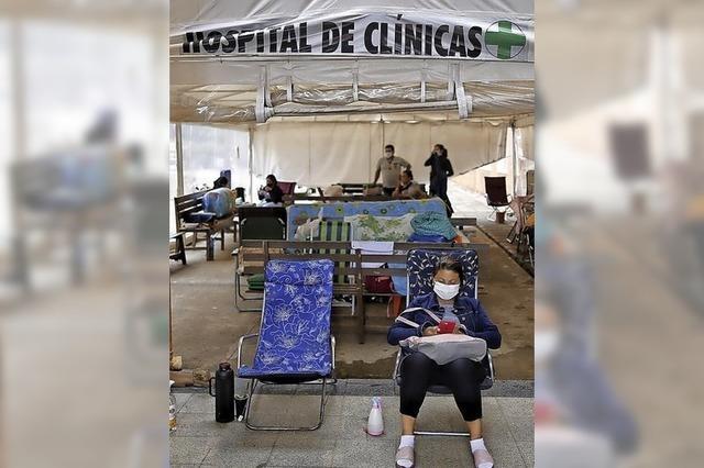 Sorge um Patenkinder in Paraguay