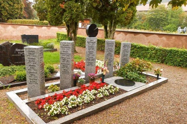 Neue und günstigere Bestattungsform für Urnen in Laufenburg