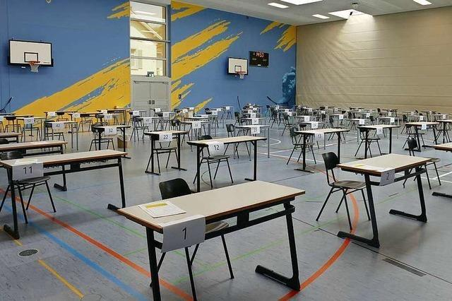 So war der Start des Abiturs an Lörracher Schulen unter Corona-Bedingungen