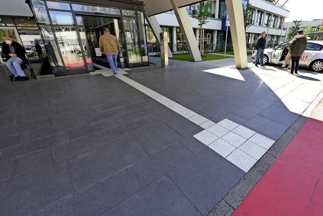 Die Freiburger Augen- und HNO-Klinik ist frisch saniert – und endlich barrierefrei