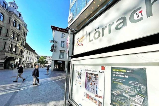 Die Lörracher Innenstadt braucht nach der Pandemie neue Ansätze