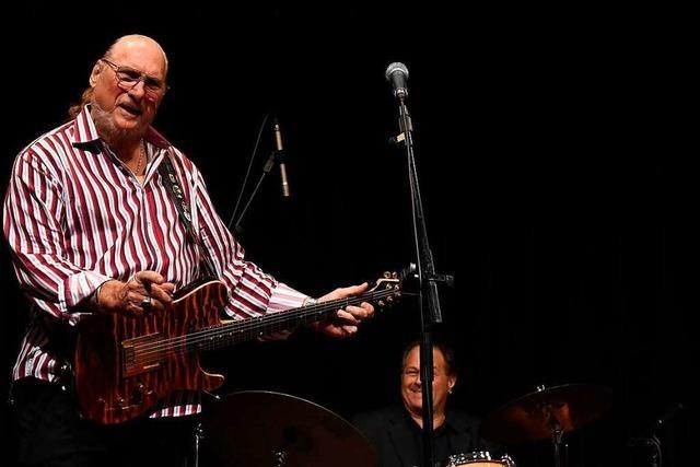 Gitarrenlegende Steve Cropper meldet sich zurück