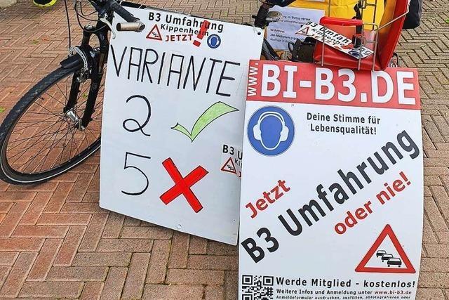 Neue Kreisstraße: Der Triumph birgt große Verantwortung
