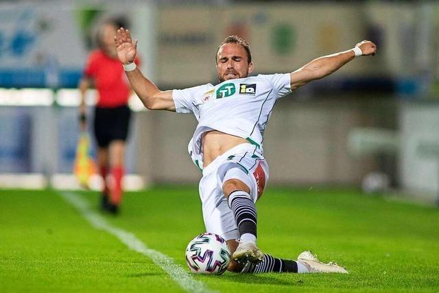 So erlebt der Weiler Fabio Viteritti das Leben als Fußballprofi in Österreich