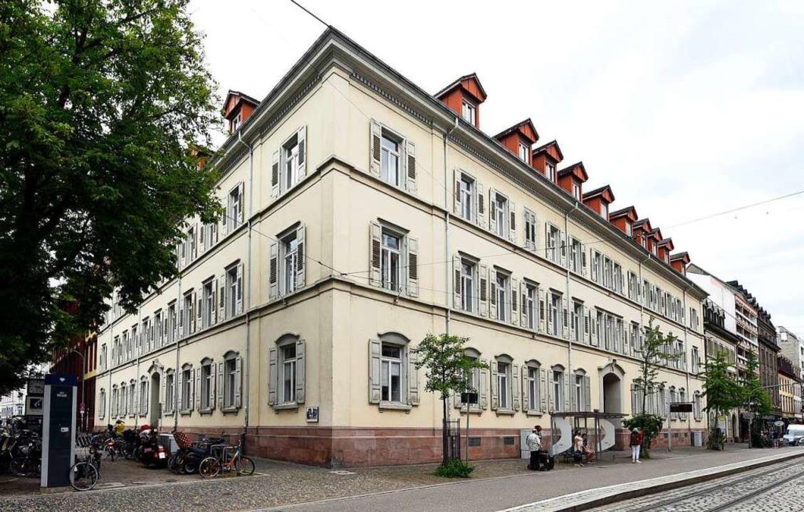 Das Amtsgericht in Freiburg  | Foto: Thomas Kunz