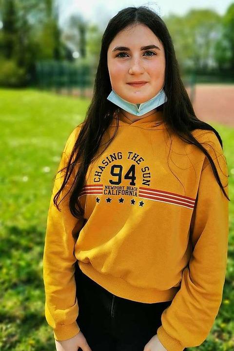 Luisa Straßner    Foto: Manuela Müller