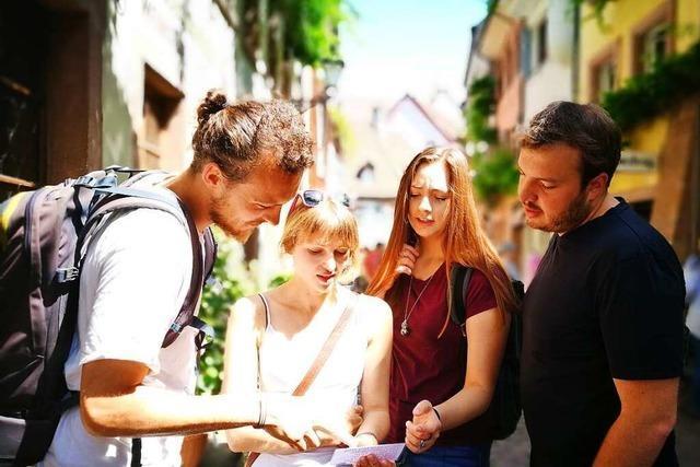 Gehen Sie in Freiburg auf eine spannende Outdoor-Schnitzeljagd!