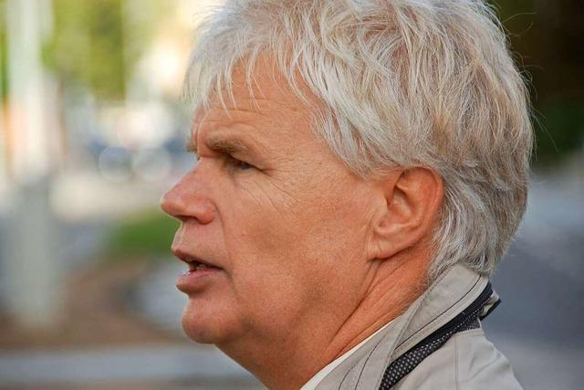 Rudolf Koger wird der Stellvertreter des Weiler Oberbürgermeisters