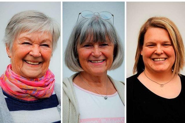 Drei Frauen aus drei Generationen sprechen über das Muttersein