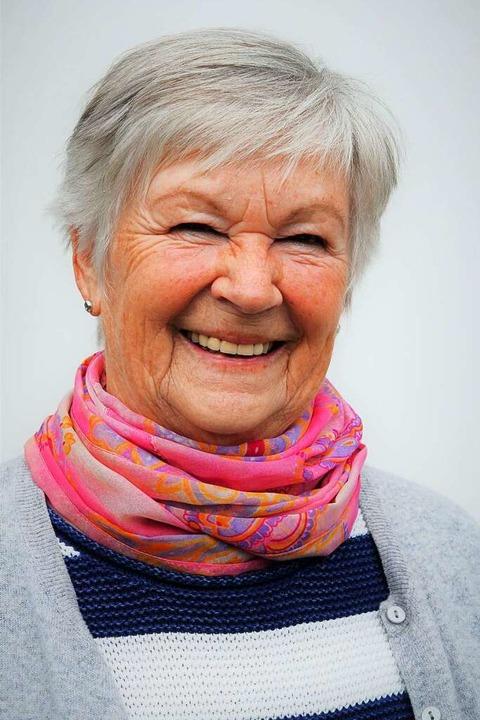 Helga Steurenthaler  | Foto: Kathrin Blum
