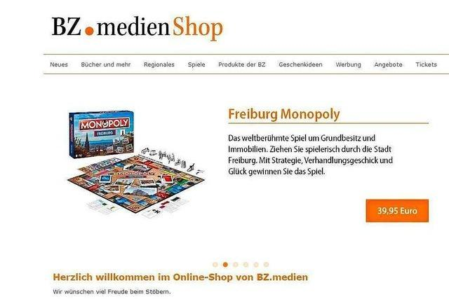 BZ.medien Shop