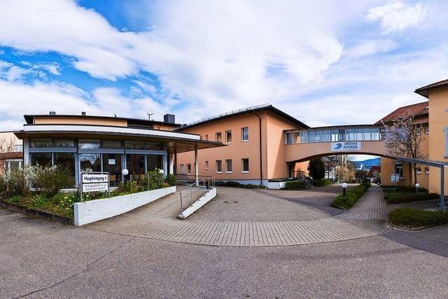 Eine Entscheidung unter Schmerzen: Aus fürs Krankenhaus in Oberkirch