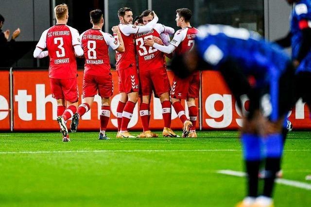 Hertha BSC ist nicht der einzige Abstiegskandidat, gegen den der SC Freiburg diese Woche spielt
