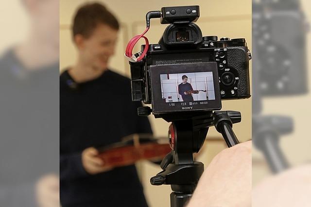 Musikschule wirbt mit Videos um Schüler