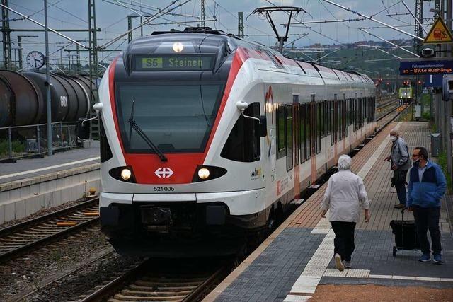 Unterstützung aus Weil für Lörrach beim S-Bahn-Halt am Zentralklinikum