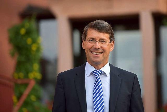 Ettenheims Bürgermeister: