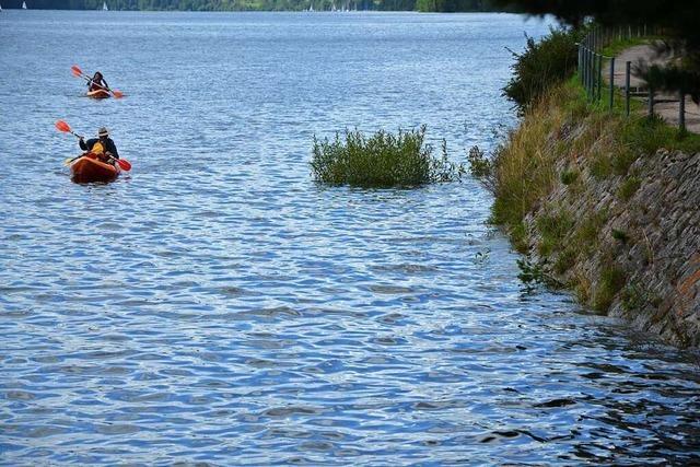 Schluchsee: Stabiler Wasserstand ist gesichert