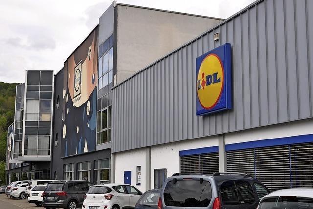 Lidl will in Lörrach erweitern – die Stadt hat aber andere Interessen