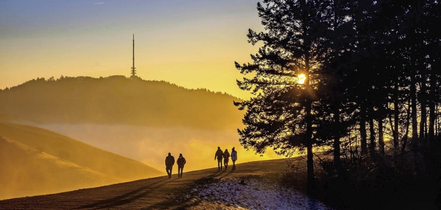 Vogtsburg hat viele schöne Flecken. Der Badberg gehört sicherlich dazu.  | Foto: NGK