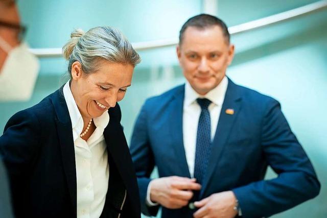 Alice Weidel will Spitzenkandidatin der AfD werden