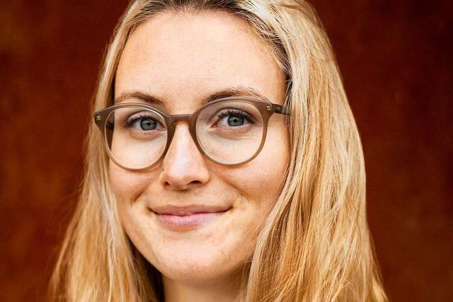 Anna Nell (21) würde gerne ein solidarisches Wohnprojekt aufbauen
