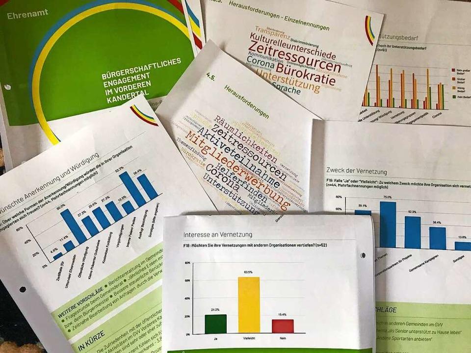 Die Ergebnisse der Online-Befragung zu...8220; sind vielfältig und interessant.  | Foto: Jutta Schütz