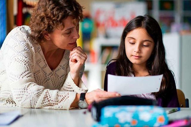 An Emmendinger Schulen soll es nachmittags Zeit für Hausaufgaben geben