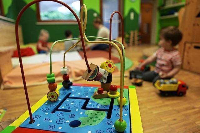 Warum nicht alle Kinder einen Platz in der Wunsch-Kita bekommen können