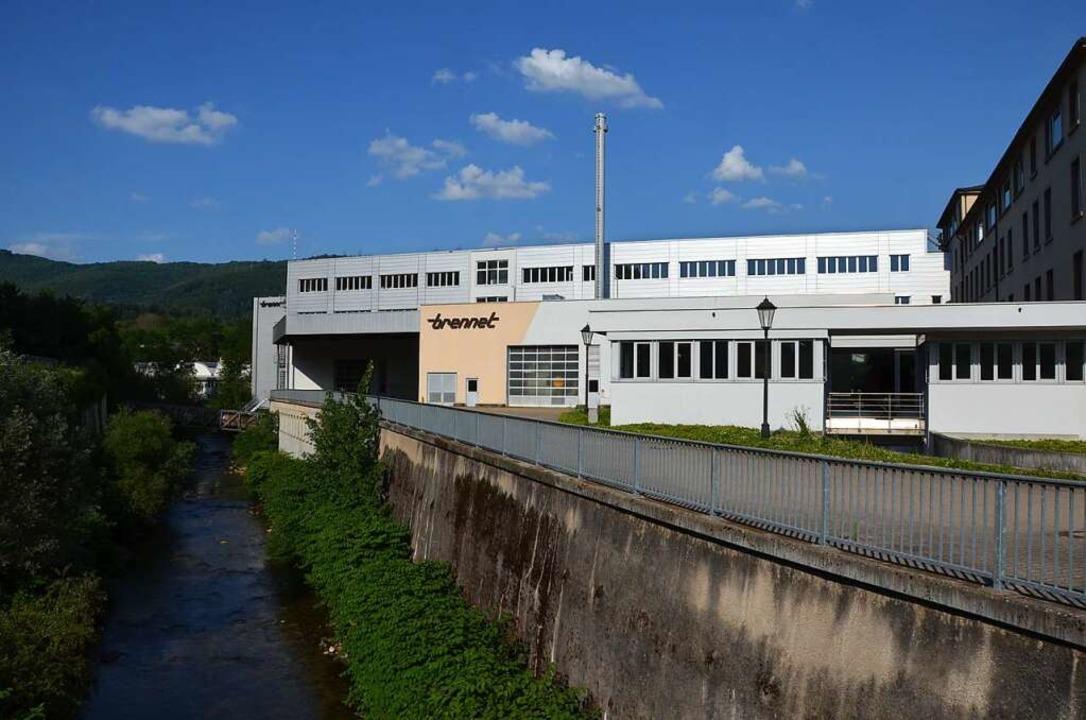 Das Areal der Brennet GmbH in Öflingen soll grundlegend verändert werden.     Foto: Erika Bader