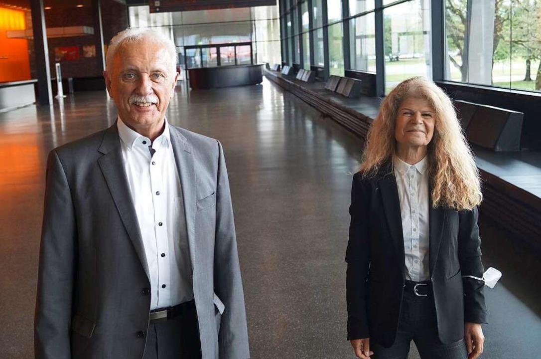 Der langjähriger Leiter der Offenburge...rin der Freiburger Agentur für Arbeit.    Foto: Christine Storck-Haupt