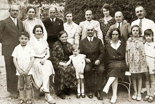 Die Geschichte einer jüdischen Familie aus Sulzburg