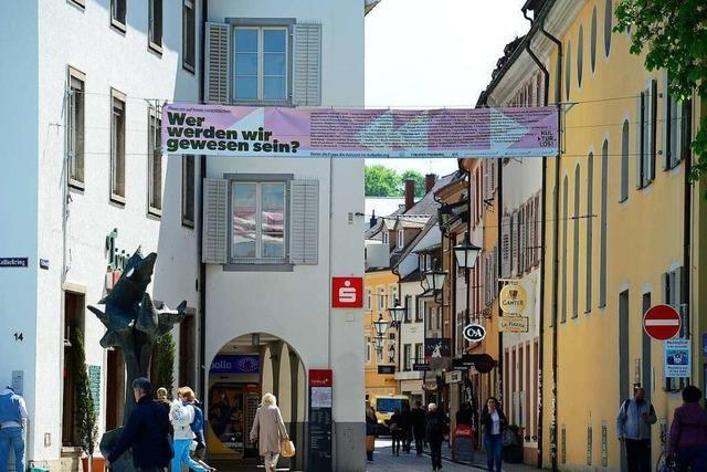 Was Freiburger Kunstschaffende zur Kampagne des Kulturamtes sagen