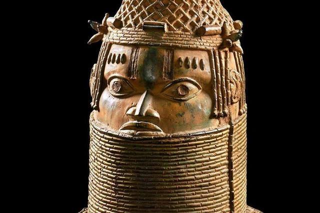Was sind Benin-Bronzen?