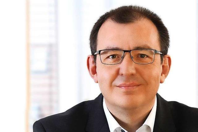 Wechsel an Spitze der Volksbank-Filiale Lörrach