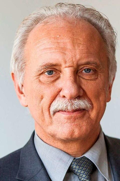 Horst Sahrbacher  | Foto: Agentur für Arbeit Offenburg