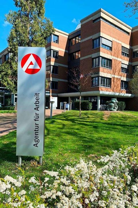 Die Arbeitsagentur in Offenburg  | Foto: Helmut Seller