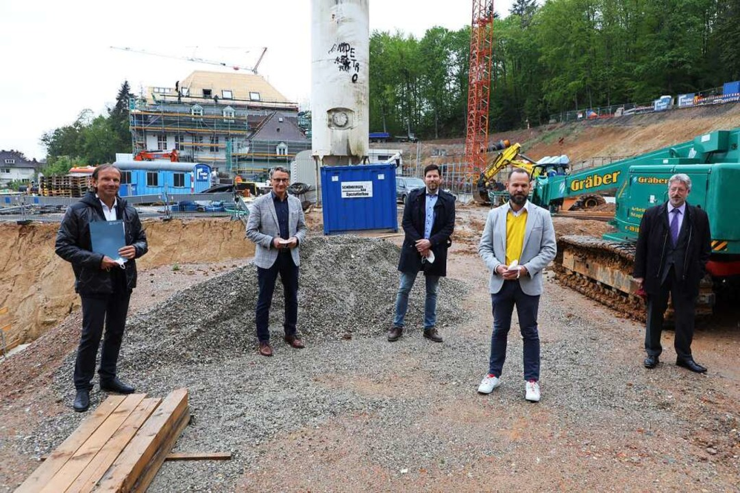 Einigung im Rechtsstreit um die Bebauu...sowie Baubürgermeister Tilman Petters.  | Foto: Christoph Breithaupt