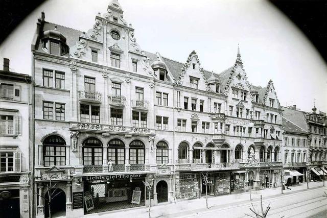 Freiburger Friedrichsbau gehört zu den zehn ältesten Kinos Deutschlands