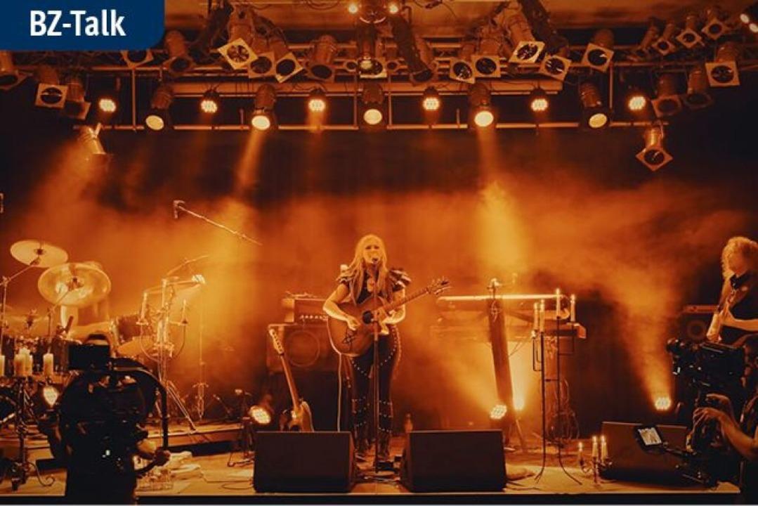 Das Konzert von Dead Venus wurde Anfang April gezeigt.  | Foto: BZ